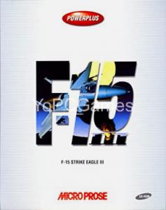 F-15 Strike Eagle III PC Full