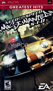 Need for Speed: Most Wanted 5-1-0 PC