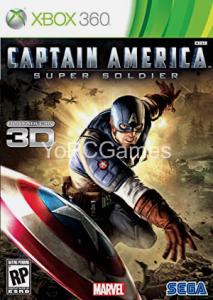 Captain America: Super Soldier PC Full