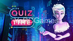 It's quiz time PC
