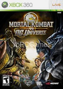 Mortal Kombat vs. DC Universe PC Full