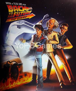 Back to the Future: The Game - 30th Anniversary Edition PC