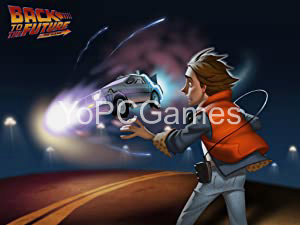 Back to the Future: The Game - Episode 1, It's About Time Full PC