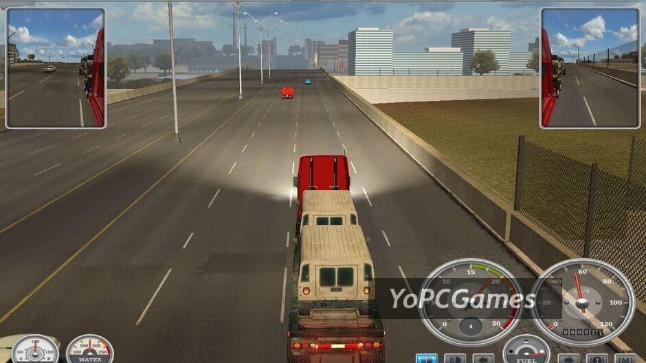 18 wheels of steel: american long haul screenshot 4