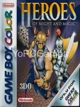 heroes of might and magic cover