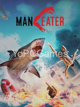 maneater pc game