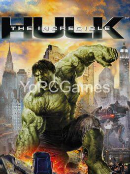 the incredible hulk game