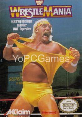 wwf wrestlemania poster