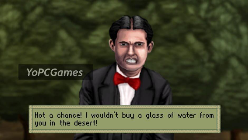 a golden wake screenshot 4