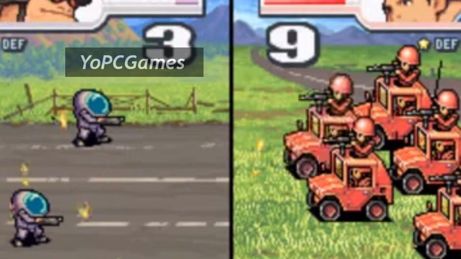 advance wars 2: black hole rising screenshot 4