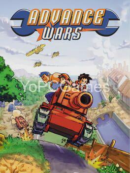 advance wars cover