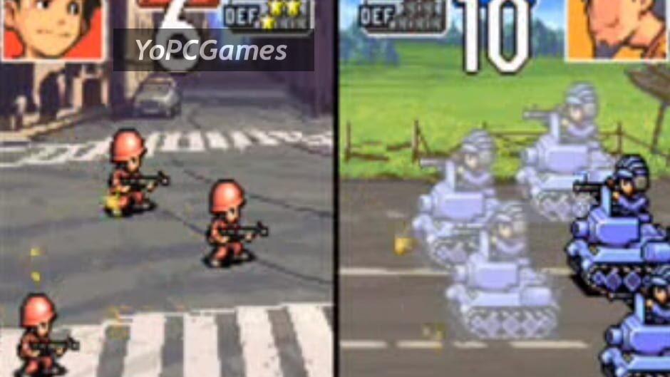 advance wars screenshot 2