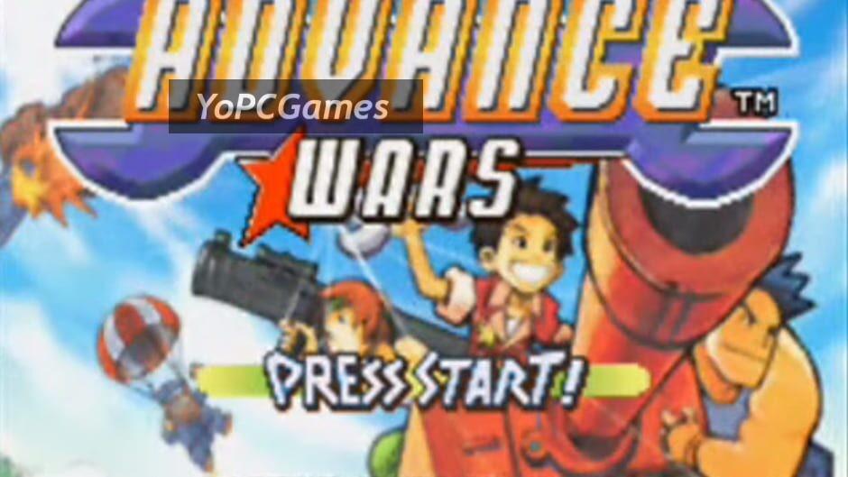 advance wars screenshot 4