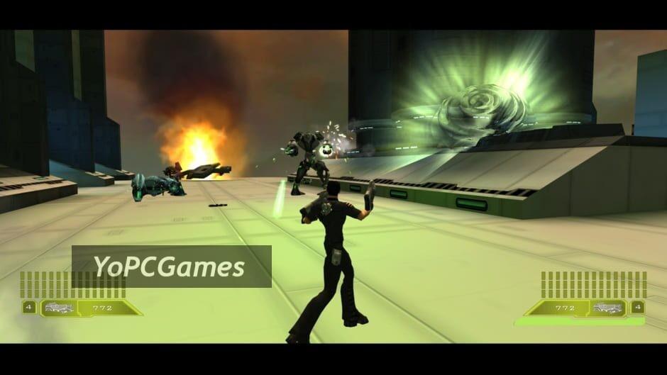 advent rising screenshot 5