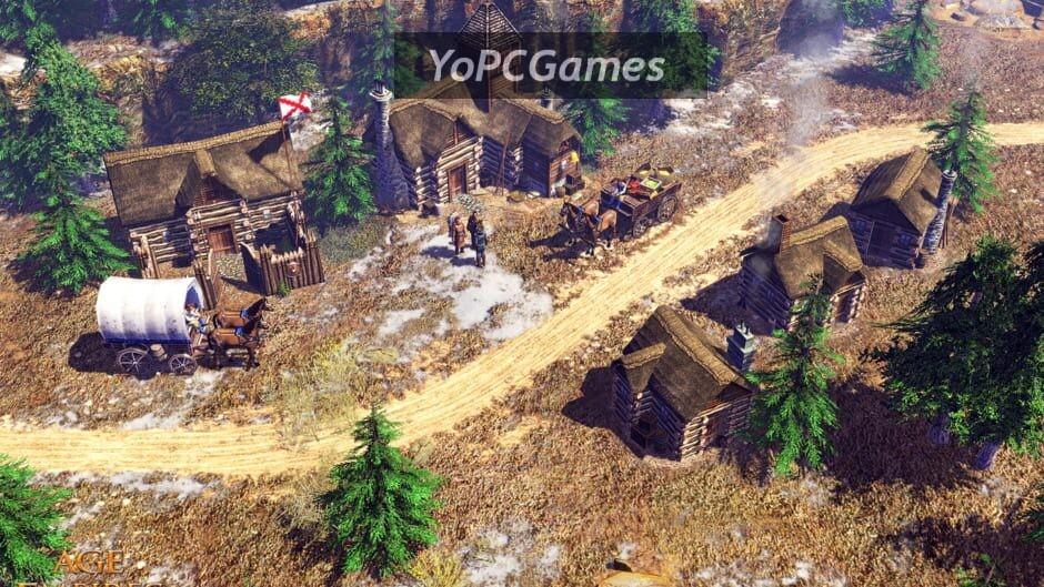 age of empires iii screenshot 1