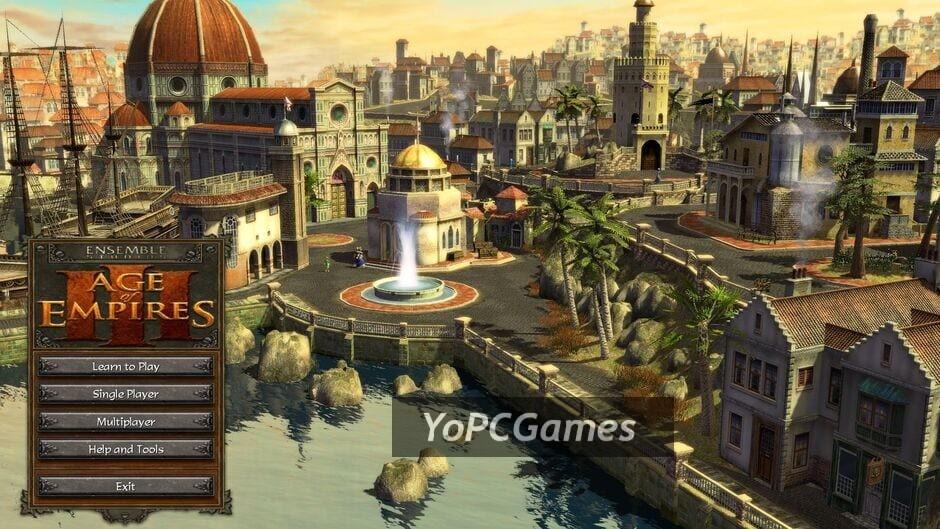 age of empires iii screenshot 2