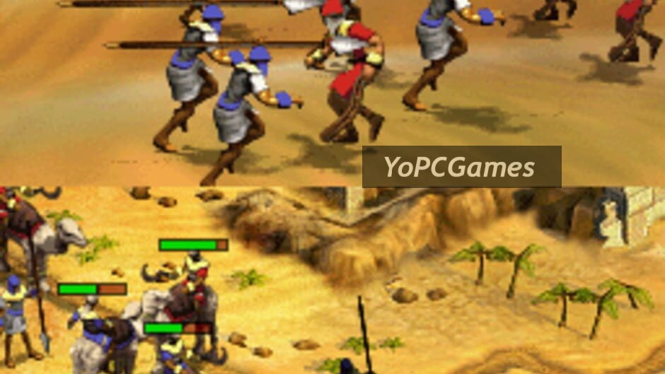 age of empires: mythologies screenshot 1