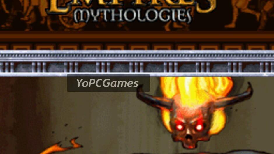 age of empires: mythologies screenshot 2