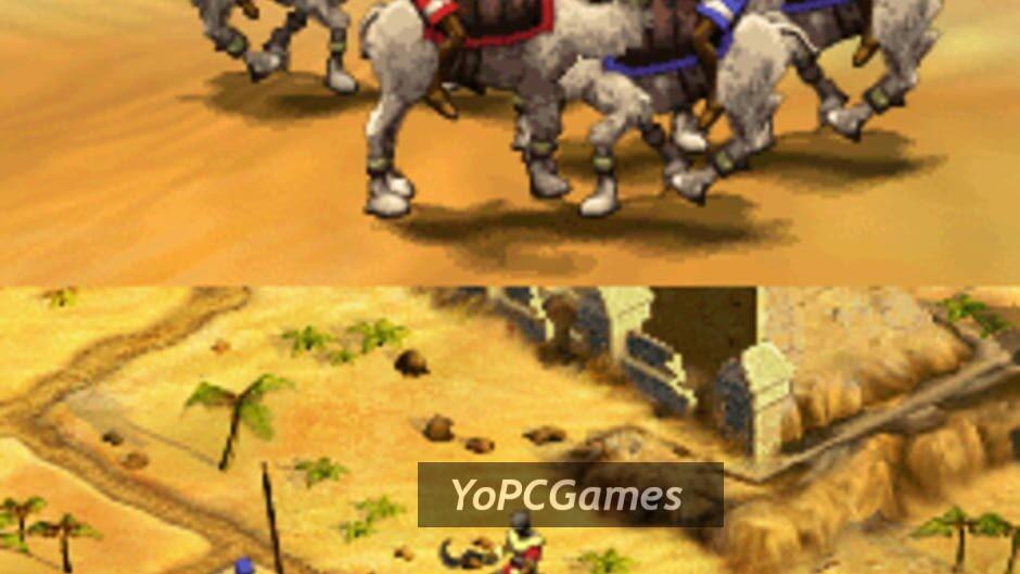 age of empires: mythologies screenshot 3