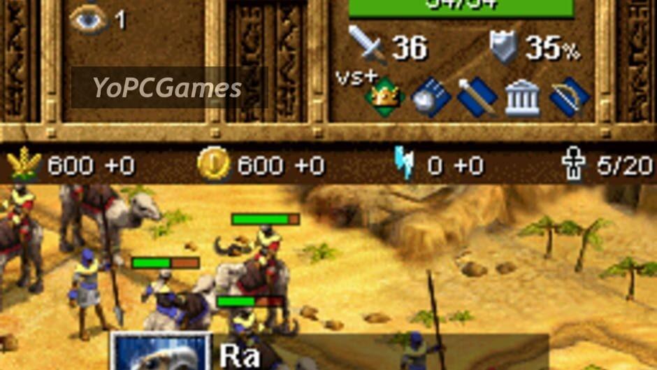 age of empires: mythologies screenshot 4