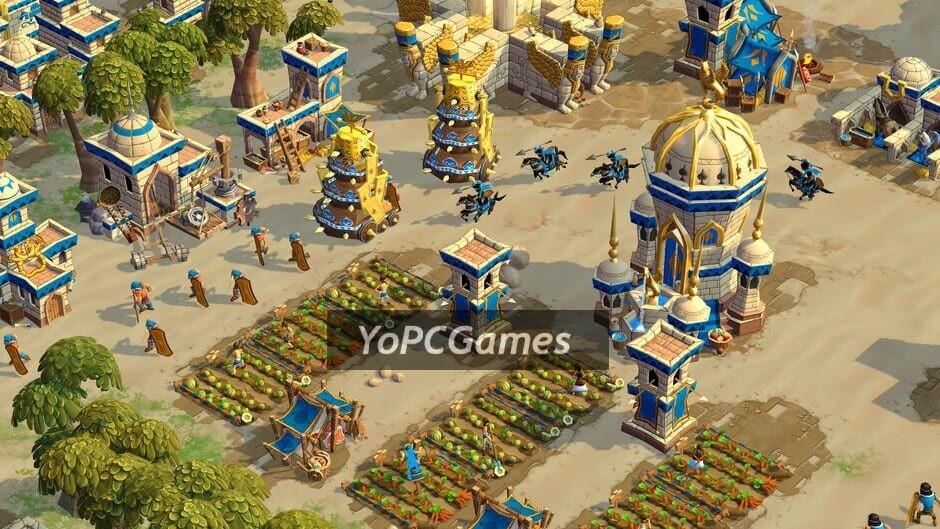 age of empires online screenshot 1