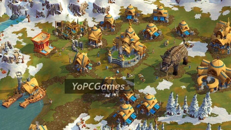 age of empires online screenshot 2
