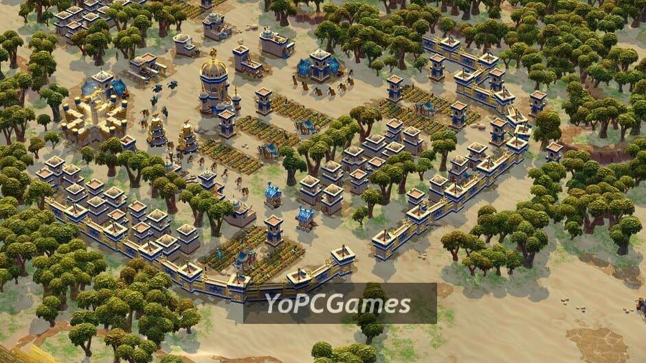age of empires online screenshot 3