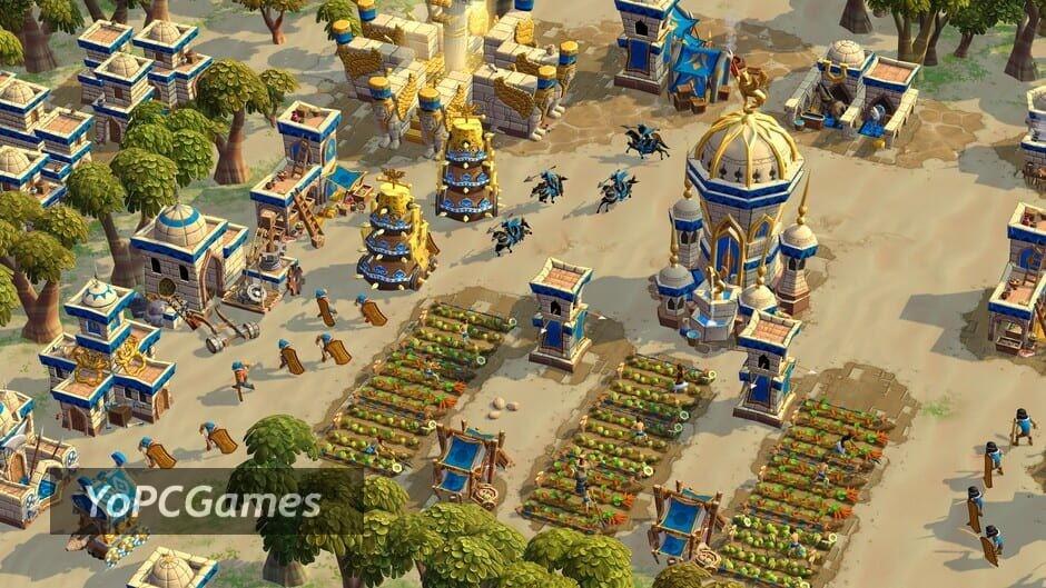 age of empires online screenshot 4