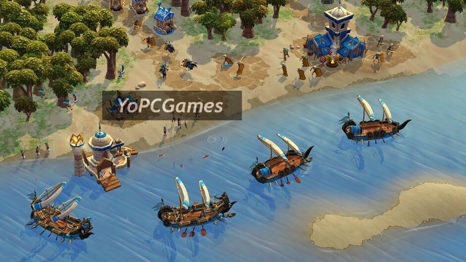 age of empires online screenshot 5
