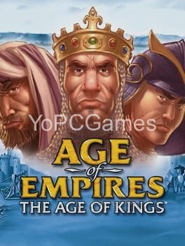 age of empires: the age of kings poster