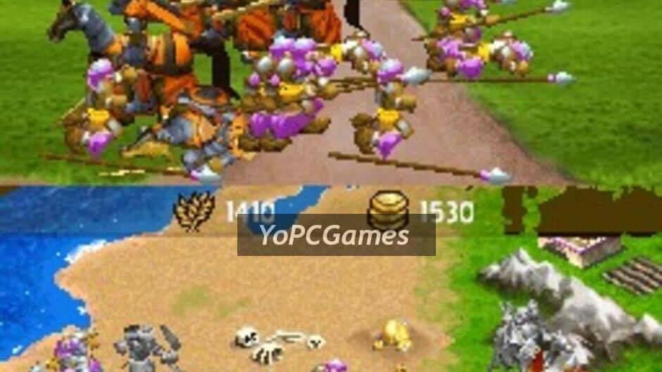 age of empires: the age of kings screenshot 1