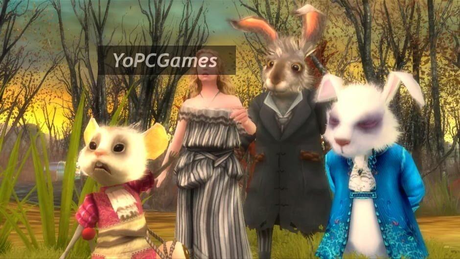 alice in wonderland screenshot 1