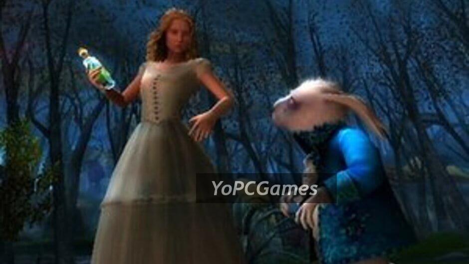 alice in wonderland screenshot 3
