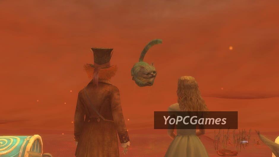 alice in wonderland screenshot 4