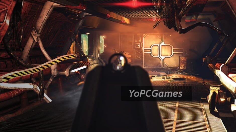 aliens: colonial marines screenshot 3