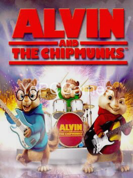 alvin and the chipmunks pc game