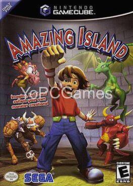 amazing island cover