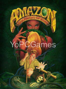 amazon: guardians of eden poster
