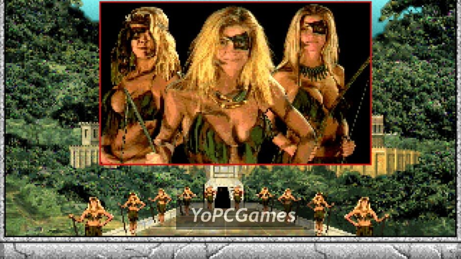amazon: guardians of eden screenshot 1