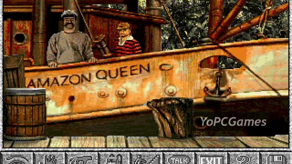 amazon: guardians of eden screenshot 3