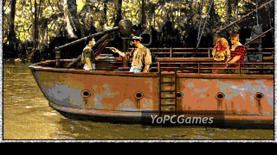 amazon: guardians of eden screenshot 4