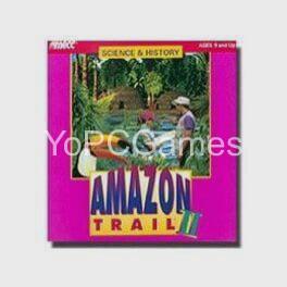 amazon trail ii pc game