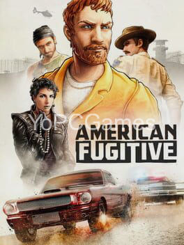 american fugitive poster