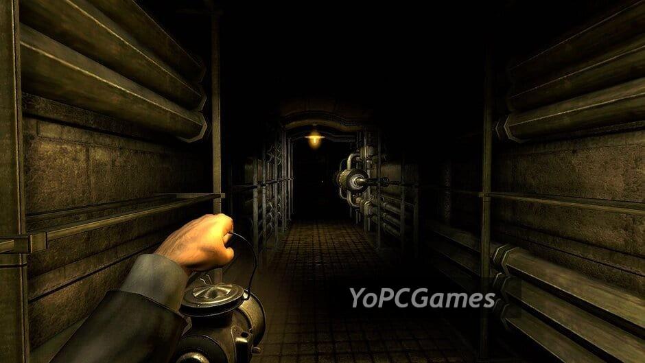 amnesia: a machine for pigs screenshot 5