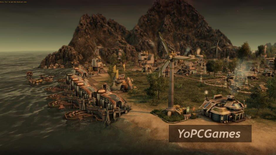 anno 2070 screenshot 2