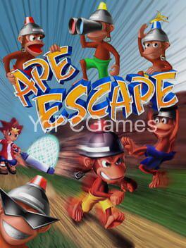 ape escape pc