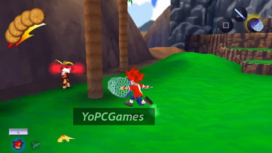 ape escape screenshot 5