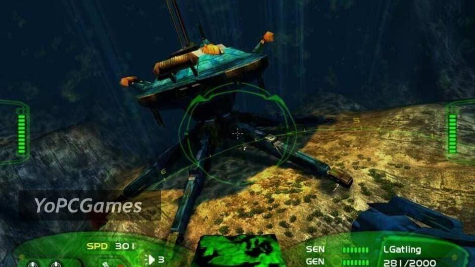 aquanox screenshot 2