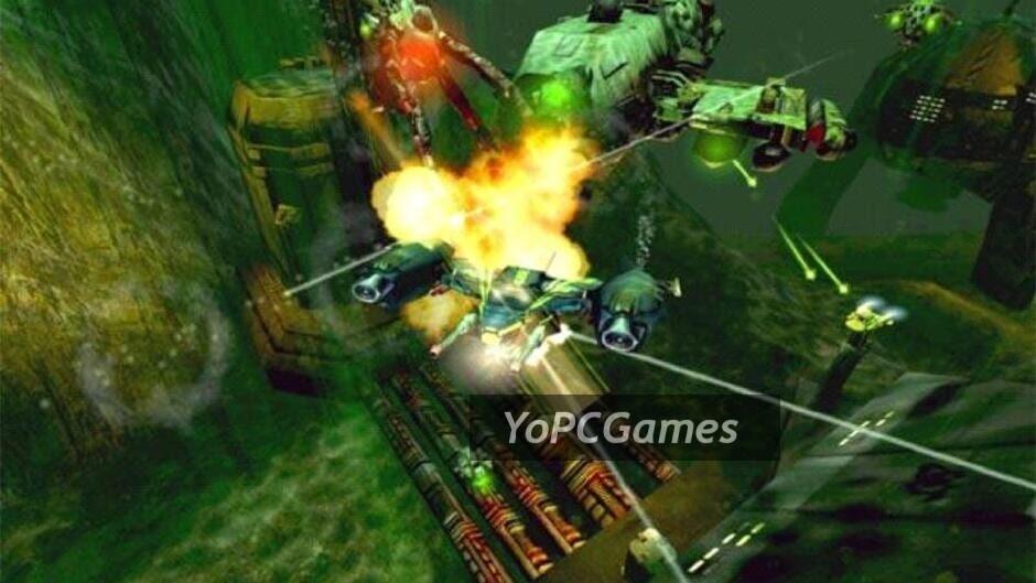 aquanox screenshot 5