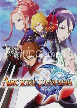arc rise fantasia cover